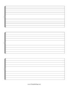 printable lined paper for visually impaired free printable staff paper music music music activity