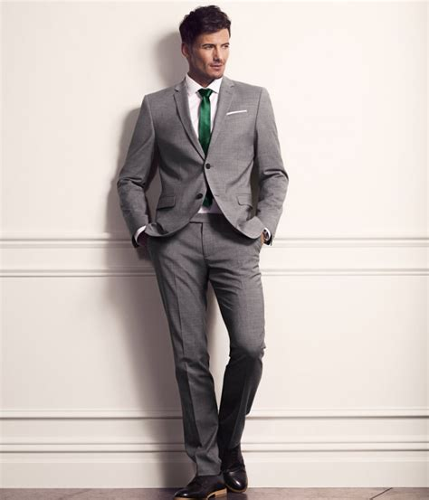 men s men s suits in h m s spring collection 2018