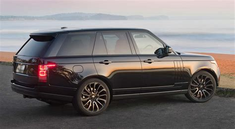 Land Rover Range Rover Vogue 183 Five Rentals Monte