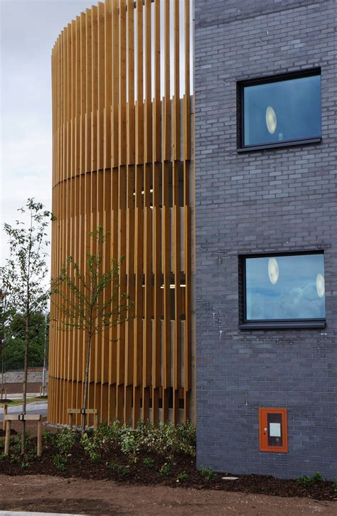 project  car park southmead hospital bristol timber