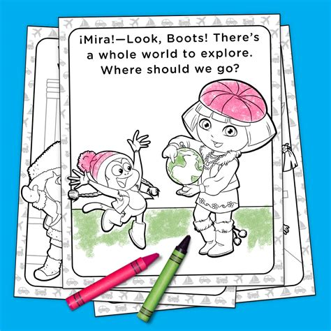 dora rocks coloring pages top 10 dora the explorer printables of all time