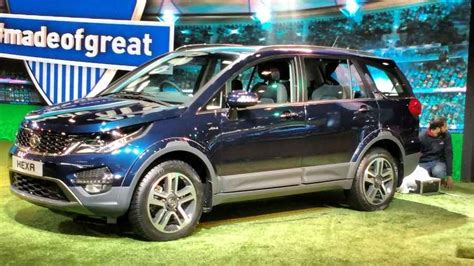 Tata Hexa Price, Launch Date, Specifications, Mileage, Images