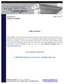 last will and testament template ontario last will and testament ontario