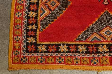 moroccan tribal rugs vintage moroccan tribal rug for sale at 1stdibs