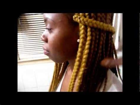 diy poetic justice box braids natural hair rules poetic justice braids large box braids how to save
