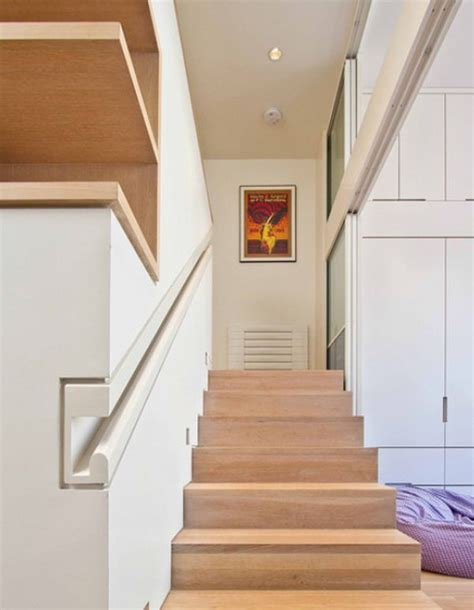 modern stair banister modern handrail designs that make the staircase stand out