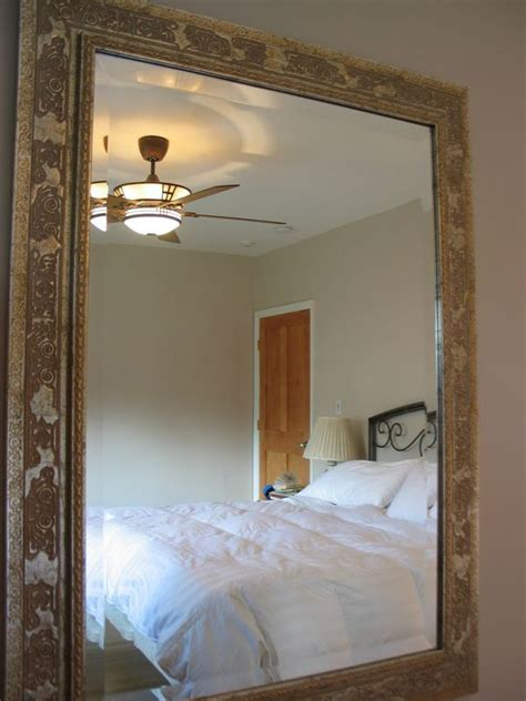 transform a room with mirrors