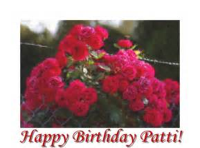 happy birthday to patti show your essentials creations essentials caf 233 painterfactory com