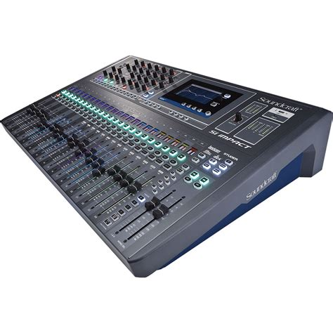 Mixer Console soundcraft si impact 40 input digital mixing console and 5056170