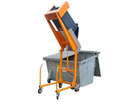 mks mobile basculeur mobile de poubelles type mks contact bauer gmbh