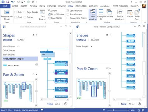 visio viewer 2013 not working panning and zooming in visio 2013