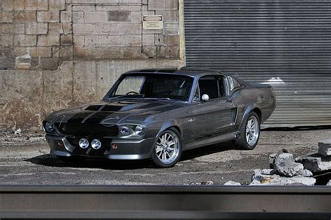 shelby mustang gt500 eleanor driving blast 6 locations