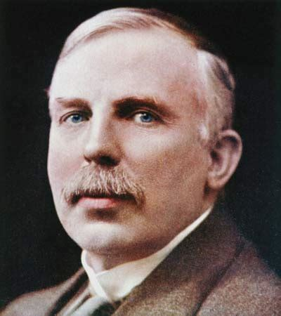Which Scientist Discovered Protons Ernest Rutherford Lessons Tes Teach