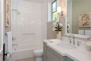 traditional full bathroom with frost white quartz clayhaus ceramics decorating ideas modern double sink