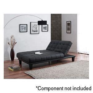 dhp metropolitan futon lounger dhp metropolitan futon lounger 2014009 33 x 74 x 74 at