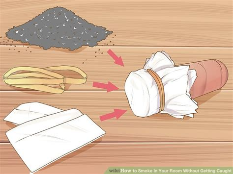 how to smoke in your room without getting 3 ways to smoke in your room without getting wikihow