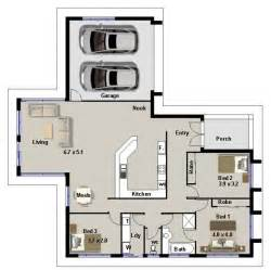 3 bedroom floor plans with garage house plan no 153 3 bedroom garage 1 storey