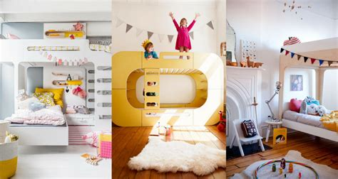 the best and most stylish bunk beds for lunamag