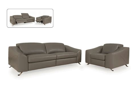 tanus leather modern power reclining sofa usa warehouse
