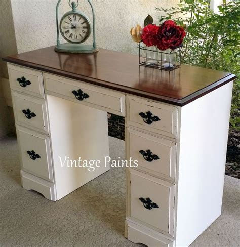 painting a metal desk best 20 refinished desk ideas on desk redo