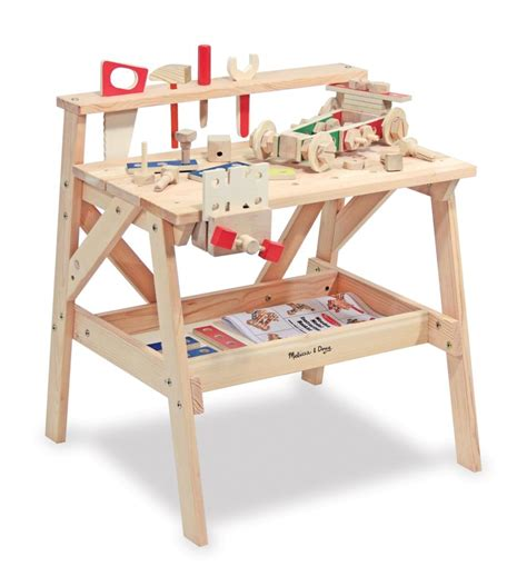 melissa and doug wooden tool bench melissa doug wooden tool work bench construction box set