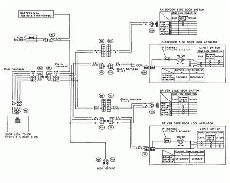 89 nissan 240 wiring diagram wiring diagram