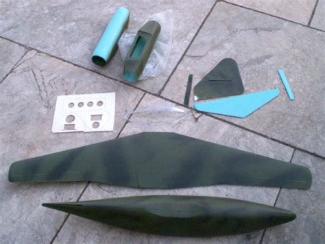 Gfk Fahrwerk Lackieren by Me 262 1 24m Voll Gfk Lackiert