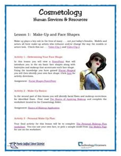 hairstyling lesson plan hairstyling lesson plan cosmetology lesson plans