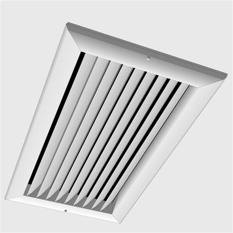 Ac Ceiling Vent Covers by Ceiling Equipment 3d Model Formfonts 3d Models Textures