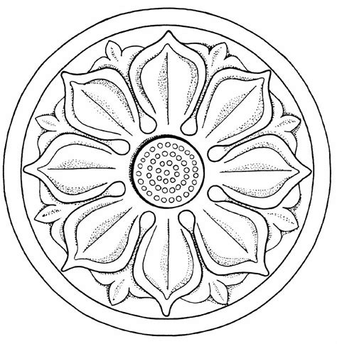 free coloring pages of buddhist
