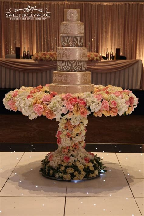 Cake Designs For Wedding Receptions by 120 Best Images About Wedding Cake Tables On