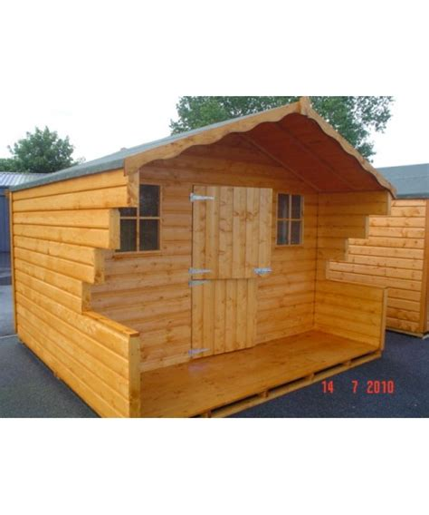8 X 6 Garden Sheds Sale by 8ft X 6ft Lodge Garden Shed Garden Sheds For Sale