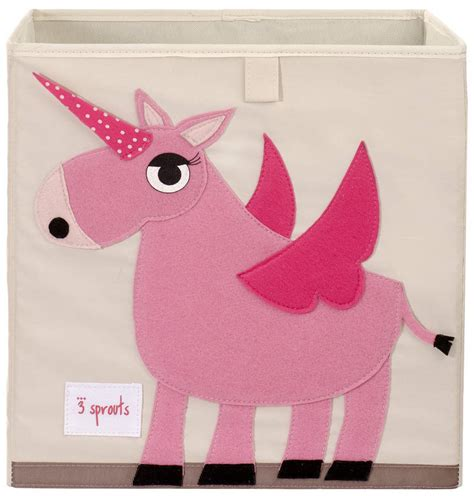 Kinderzimmer Gestalten Einhorn by Unicorn Storage Box By Nubie Modern Boutique
