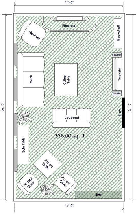 furniture placement large rectangular living roomng layout