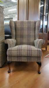 Armchairs Uk Design Ideas Penshurst Electric Riser Wingback Armchair Lilac Wilson Tartan Fabric Chair Armchairs Wings