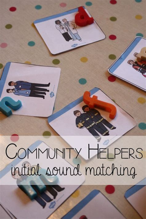Parent Letter Community Helpers 215 best early years images on student