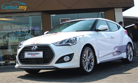 hyundai veloster price malaysia 2015 hyundai veloster turbo launched in malaysia from