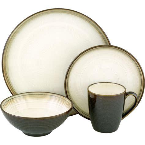 sango jetta black 16 dinnerware set 4830 16w the