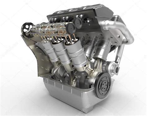 wallpaper engine javascript v8 turbo car engine on white background high resolution