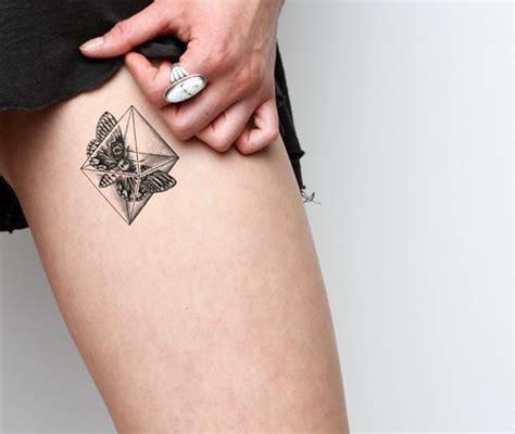 crystal tattoo lust butterfly tattoos fonda lashay design