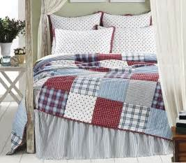 American Bedding Sets Uk American 2pc Single Quilt Set Country