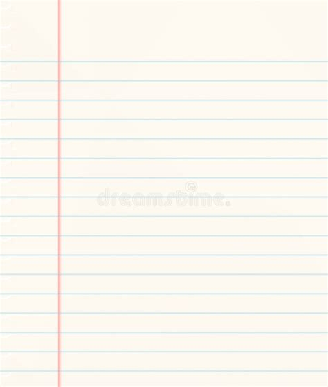 lined paper free stock school book with lined page stock vector illustration of