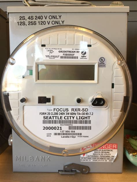 Seattle City Light Phone Number by Seattle City Light Advanced Metering Opt Out Policy