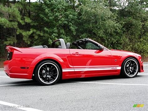 roush mustang 2005 2005 torch ford mustang roush stage 1 convertible