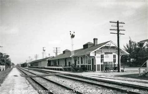 railroad stations in florida