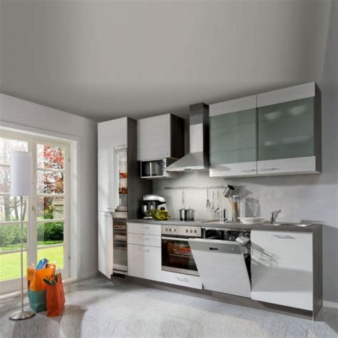 kleine küchenzeile mit elektrogeräten günstig nauhuri g 252 nstige k 252 chen mit elektroger 228 ten