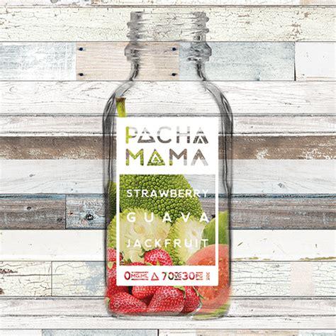 King Guava 50ml E Liquid pachamama strawberry guava jackfruit ismokeking