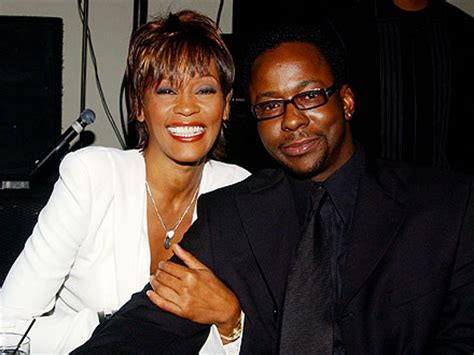 Houston Wants Divorce With Bobby Brown Asap by More Details About Bobby Brown Houston S