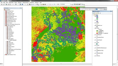 tutorial arcgis 10 3 herramienta cogo raster calculator in arcgis 10 3