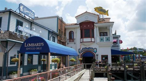 12 Person Dining Room Table by Lombard S Seafood Grille At Universal Studios Florida